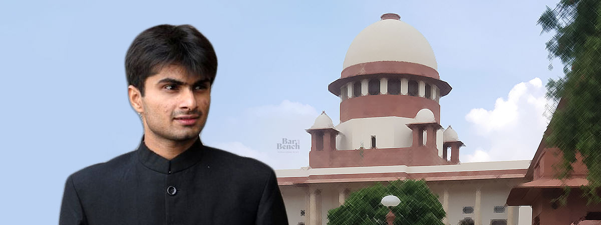 Noida District Magistrate Suhas LY, Supreme Court