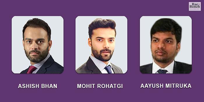 Ashish Bhan, Mohit Rohatgi, Aayush Mitruka