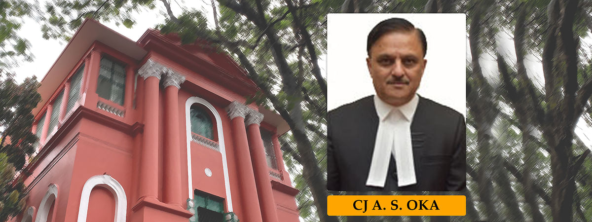 Advocates Association Bangalore and CJ Oka