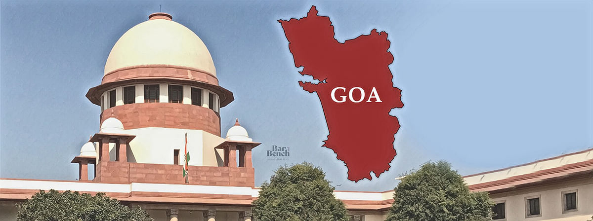 Supreme Court issues notice to Goa Speaker on plea seeking a timely decision on disqualification of 10 MLAs