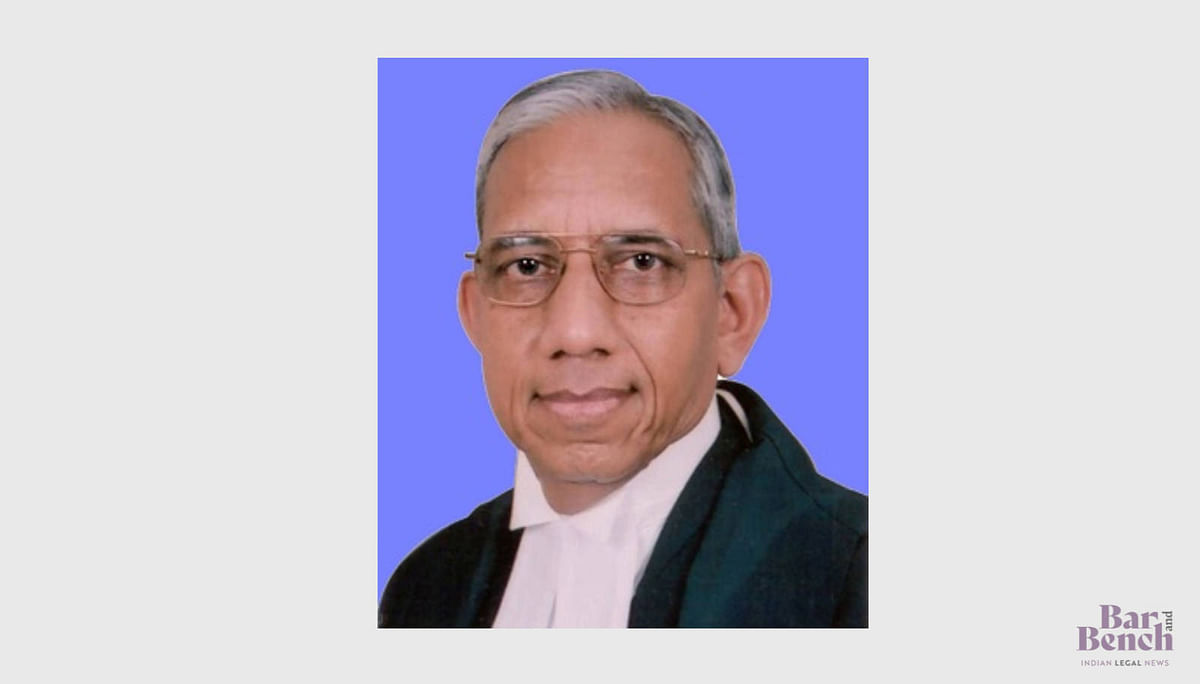 Justice RC Lahoti
