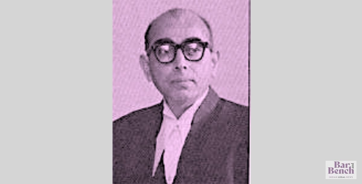 Justice AN Ray dissented and ruled in favour of Indira Gandhi
