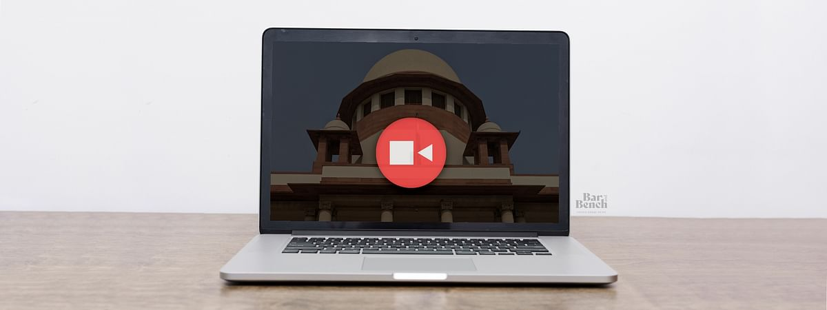 Video conferencing, Supreme Court