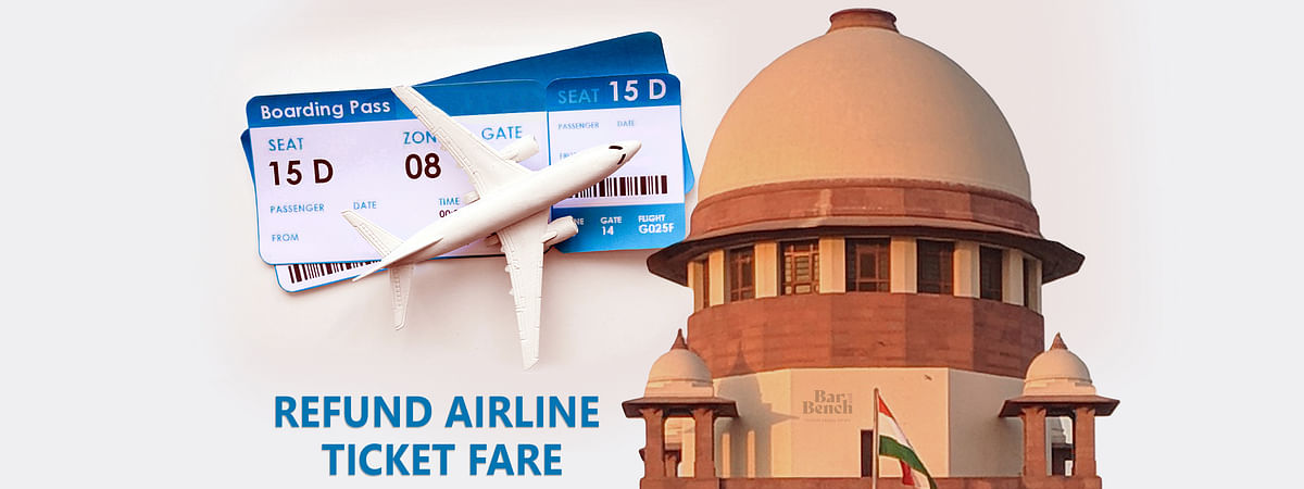 Supreme Court accepts DGCA's recommendations on airfare refund, travel agents to get refund only for tickets booked by them