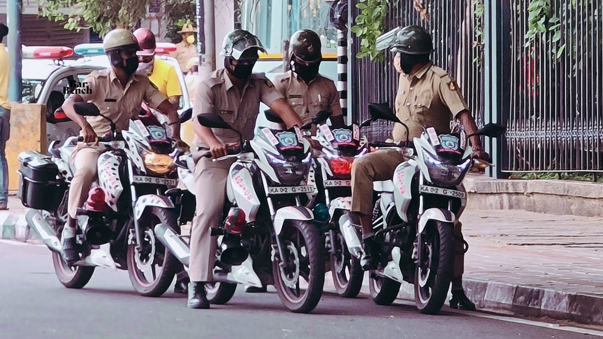 Police Reforms: Application filed in Supreme Court making suggestions for speedy implementation of Prakash Singh judgment