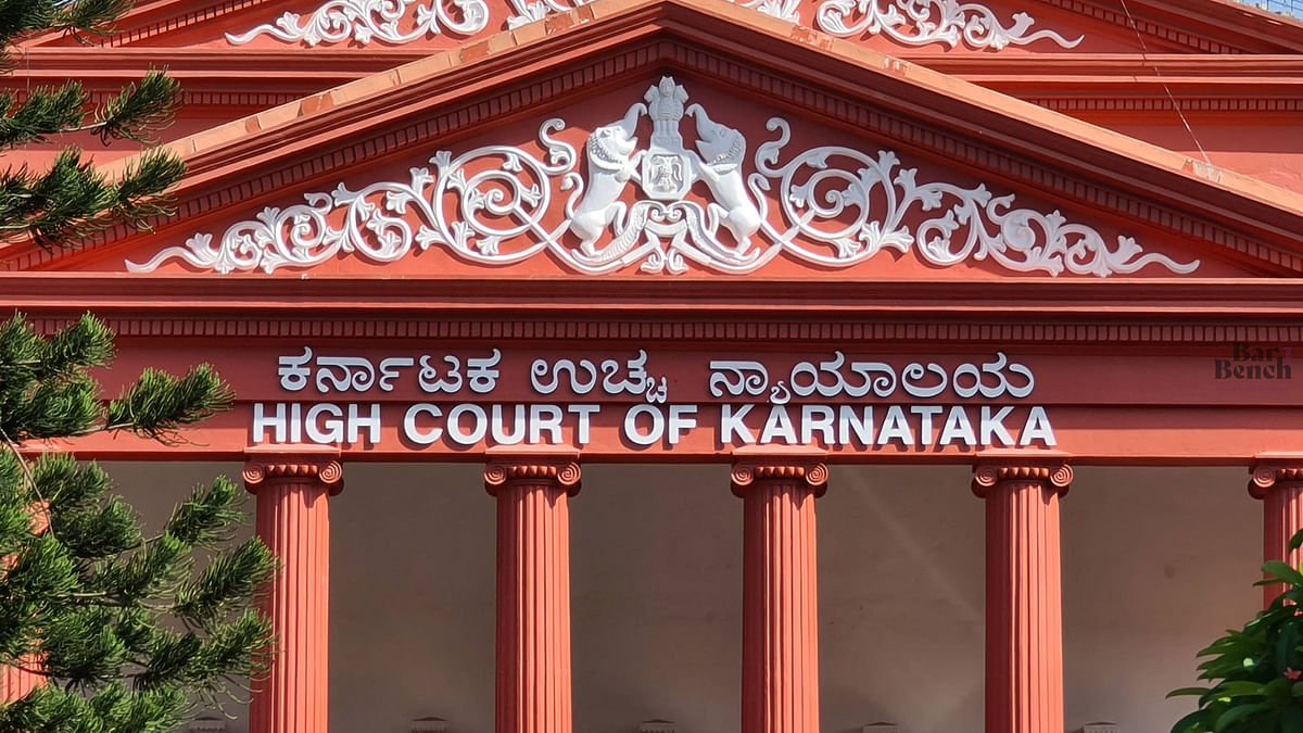 No god or religion will support an illegal religious structure on a footpath, right to religion cannot be invoked: Karnataka HC