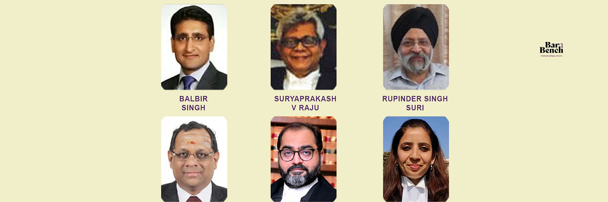 Breaking: Tushar Mehta re-appointed as Solicitor General for India, six new ASGs for Supreme Court appointed