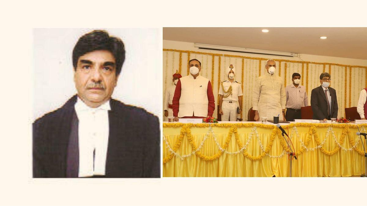 Retired Gujarat High Court Judge, Justice (retd.) Rajesh Shukla sworn in as Gujarat Lokayukta