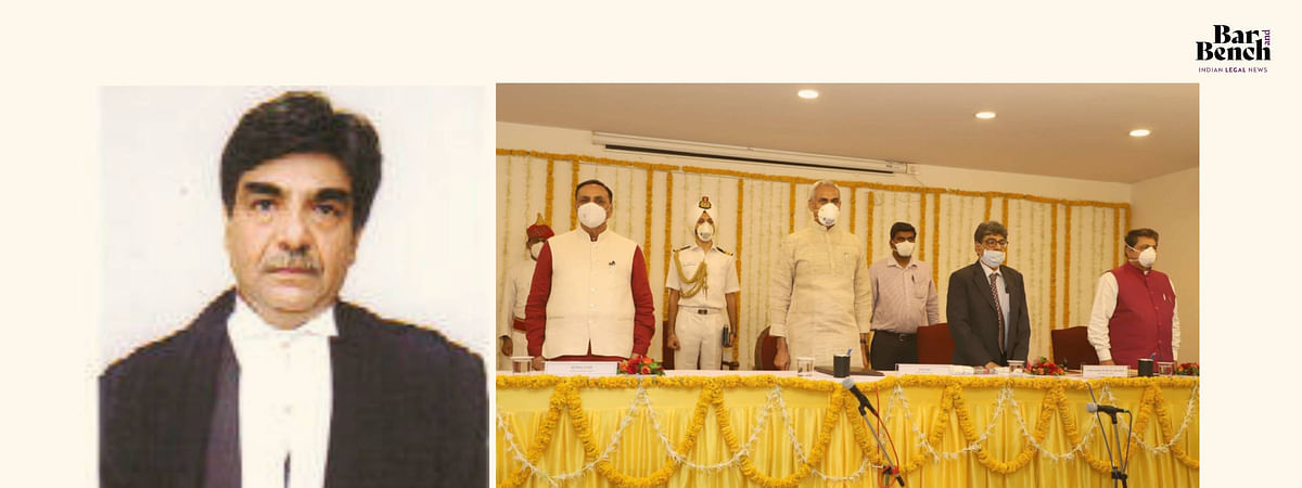 Justice (retd.) Rajesh H Shukla