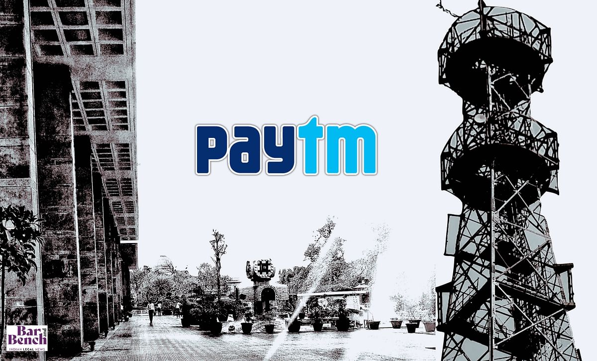 Delhi HC issues notice in Paytm plea for Rs 100 crores damages from telcos on account of phishing over their mobile network
