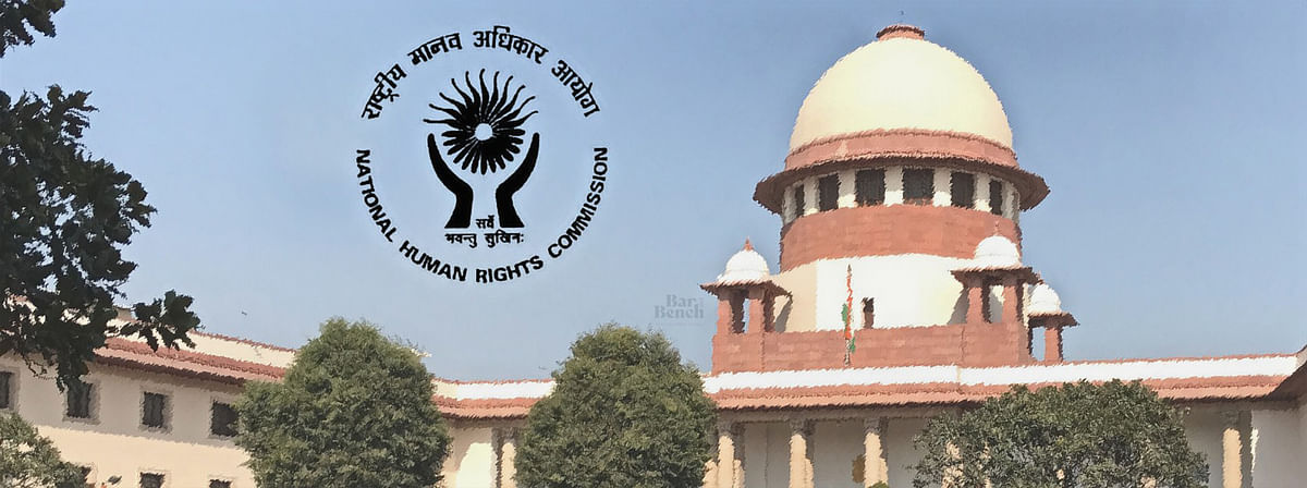 NHRC and Supreme Court