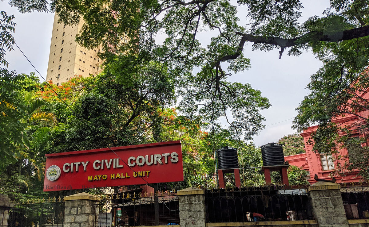 Courts in Mayo Hall, Bengaluru to remain closed on June 6 after accused who tested positive for COVID-19 entered premises