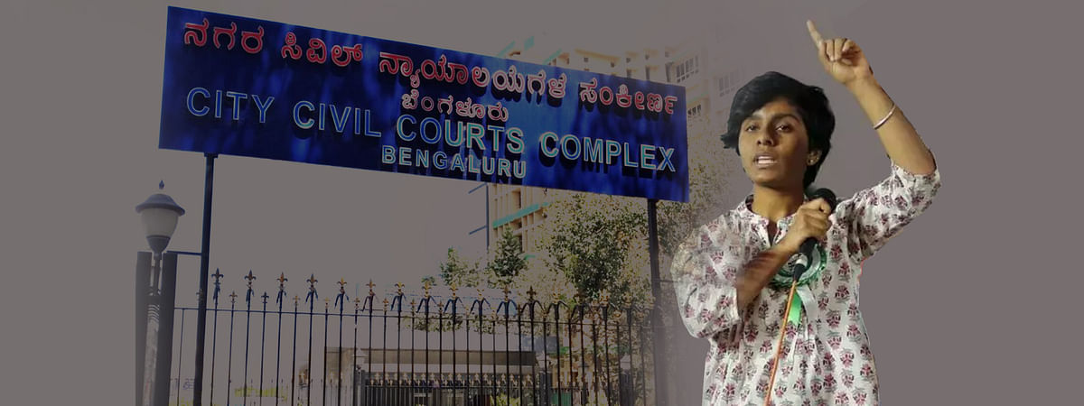 Slogans will affect the feelings of public; may commit similar offence: Bangalore court rejects sedition accused Amulya Leona's bail plea