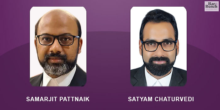 Samarjit Pattnaik and  Satyam Chaturvedi.