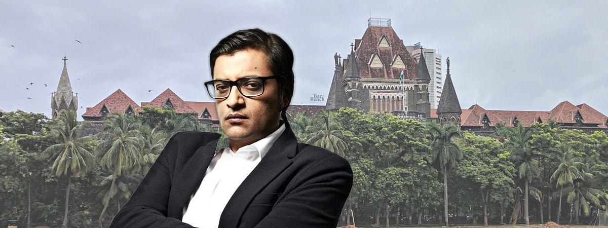 Arnab Goswami, Bombay High Court