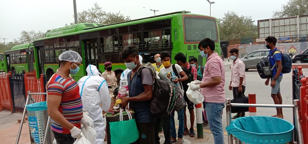 Delhi High Court terms cap of 20 lakh people for distribution of Non-PDS ration as 'arbitrary' and 'ad-hoc'
