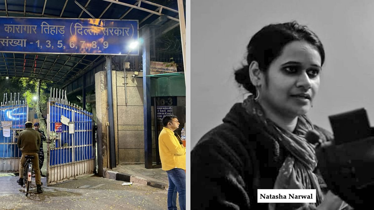 Pinjra tod member Natasha Narwal alleges violence, lockdown in Tihar Jail; Delhi HC grants time to Jail Authorities to file status report