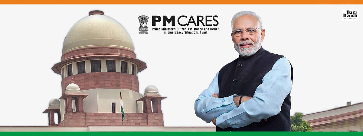 "[Breaking] ""You are only dictating what SG is dictating"", Dushyant Dave says as SC issues notice in plea on PM CARES Fund, National Plan"
