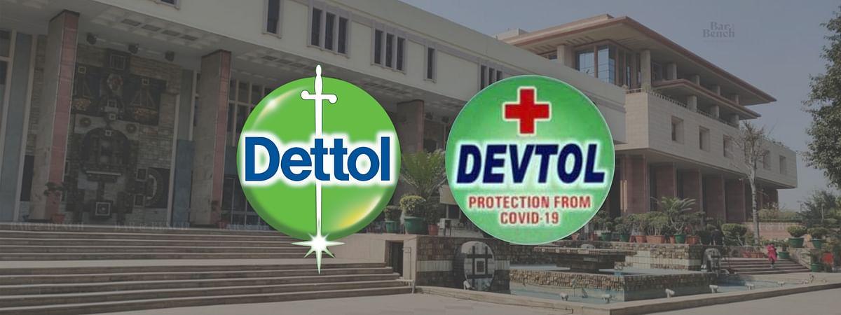 Delhi HC imposes Rs one lakh costs on 'Devtol' hand sanitizer manufacturer in trademark infringement suit by Dettol