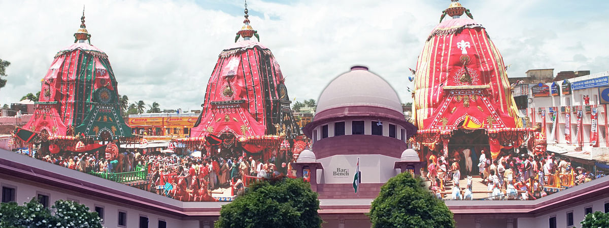 [Breaking] Supreme Court does u-turn on stay; leaves it to state government, temple committee to hold Jagannath Puri Rath Yatra