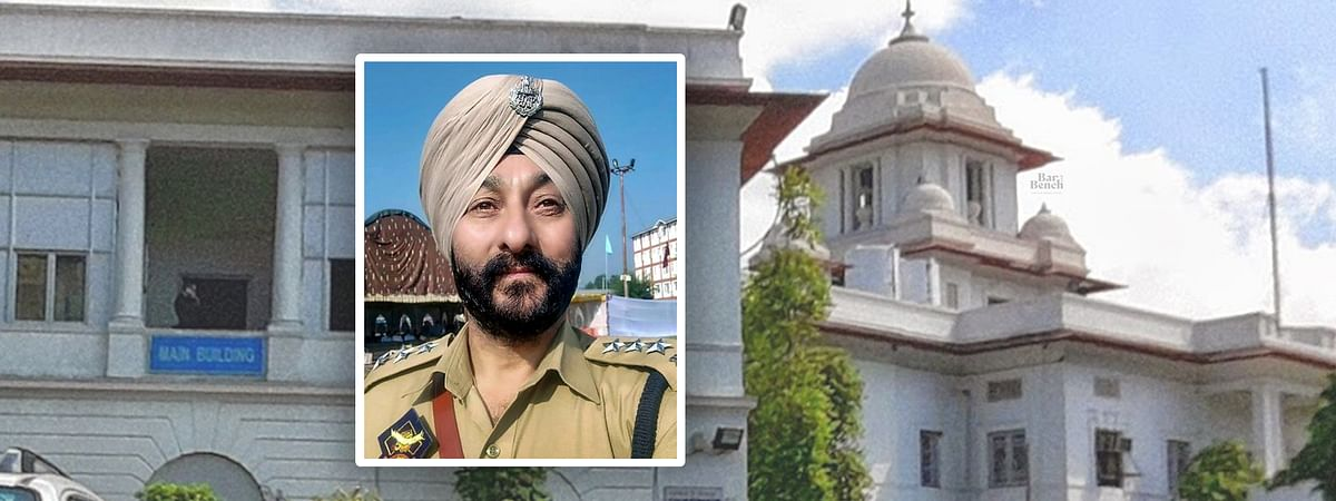 Davinder Singh, Patiala House Court