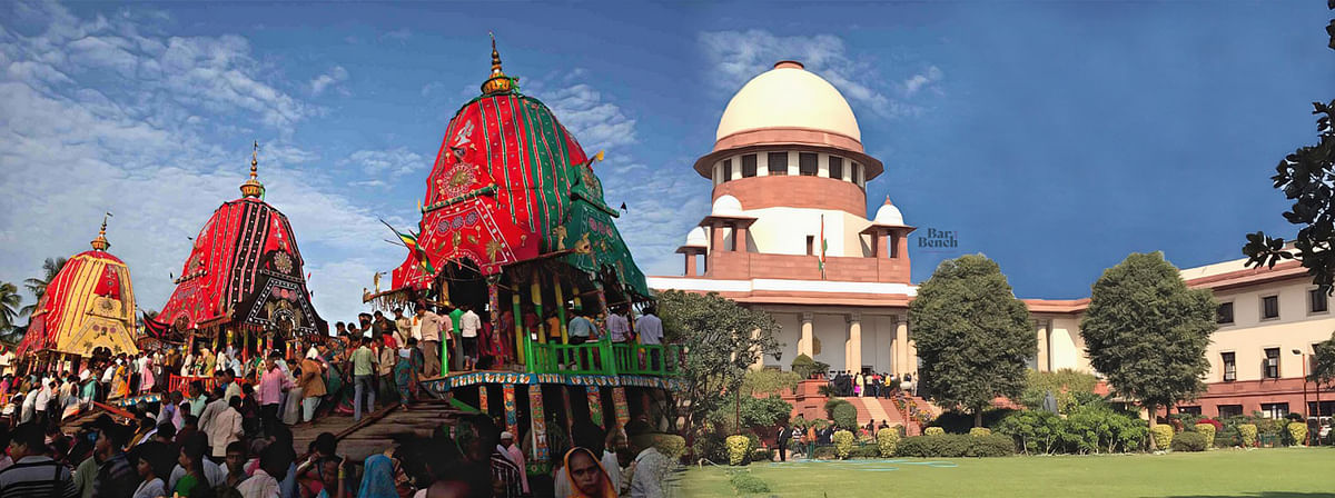 Puri rath yatra and Supreme Court