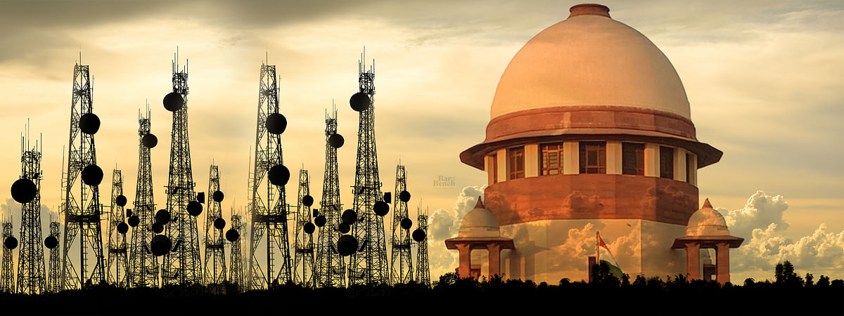 "AGR: ""Don't misuse our October 2019 judgment"", Supreme Court asks Centre to reconsider demanding dues from PSUs"