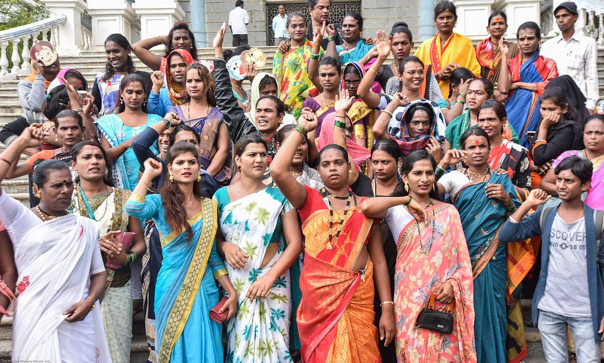 Plea moved in Andhra Pradesh HC seeking 4% reservations for Transgender persons in Public Employment