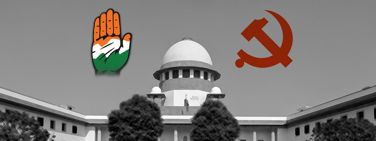 Supreme Court asks petitioner seeking probe in 2008 agreement between Congress, Communist Party of China to approach High Court