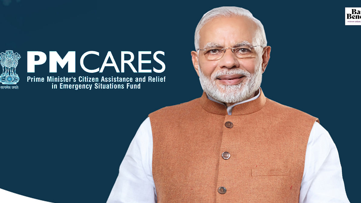 Wouldn't a 'stone-hearted person' only challenge decision to deduct one day salary to contribute to PM CARES Fund: Delhi HC dismisses plea