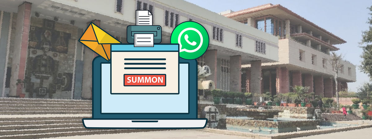 [COVID-19] Delhi HC permits service of summons, notices through e-mail, fax and WhatsApp; Physical service suspended till further orders
