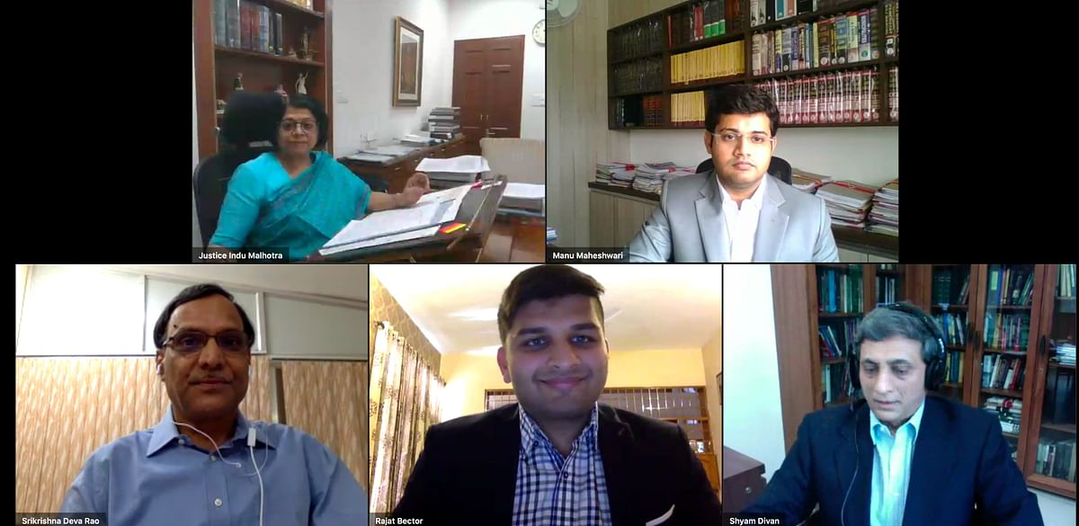 The CAN Foundation seminar on 'Evolution of Arbitration Law In India'