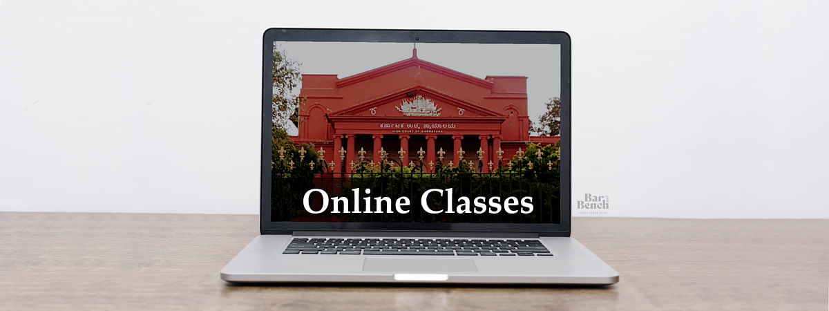 Plea against ban on online classes for primary students: Expert Committee likely to submit report on Monday, state govt informs Karnataka HC
