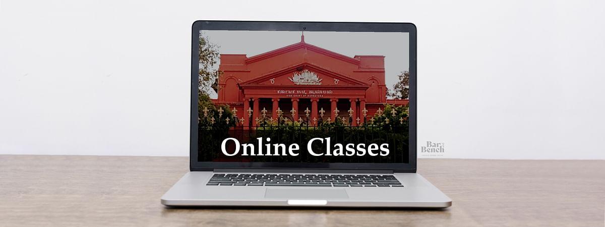 Online Classes, Karnataka HC