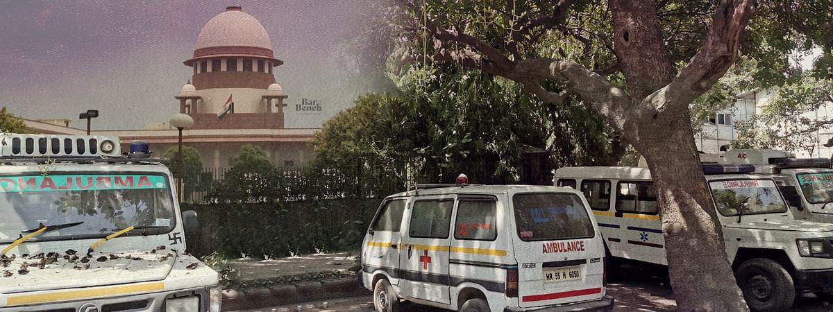 Uttar Pradesh has 2,200 basic life support ambulances, plans to establish paediatric ICUs with 10-15 beds: State tells Supreme Court