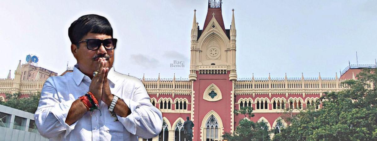 Arjun Singh, Calcutta HC