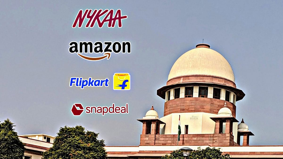 Supreme Court issues notice on plea seeking to compel e-commerce companies to display country of origin of products