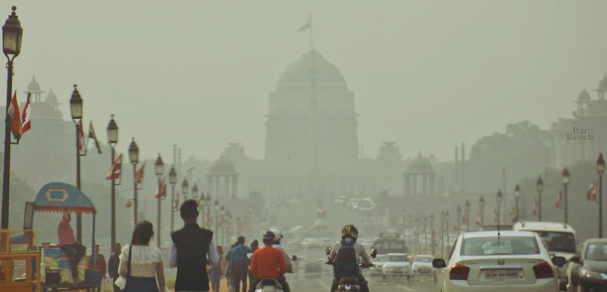 [Air Pollution] India cannot be dumping ground for technology that failed elsewhere: Intervenor in Smog Tower case tells SC
