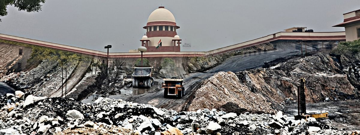 """Commercial Coal Mining: """"Any violation in eco-sensitive zone will be stopped"""", Supreme Court allows AG to prove why auction need not be stayed"""