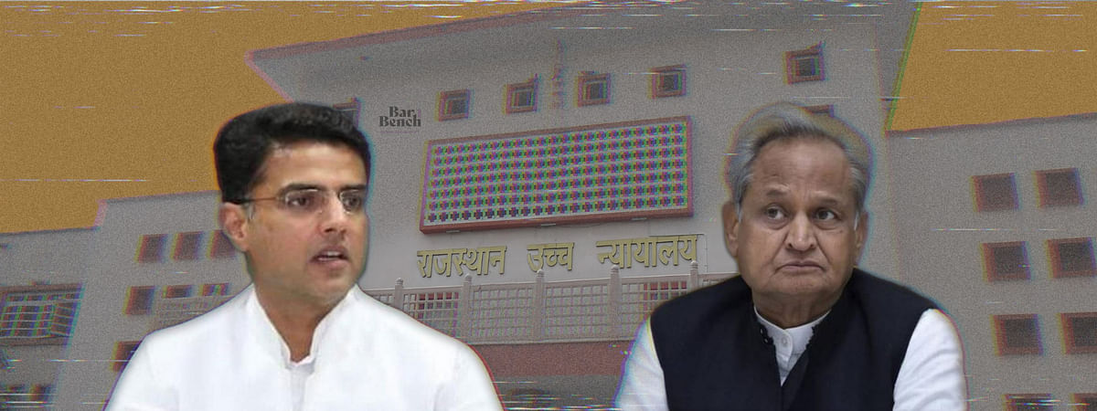 [Breaking] Rajasthan Political Crisis: Rajasthan HC orders status quo on Speaker notice against Sachin Pilot, MLAs; Centre impleaded in case