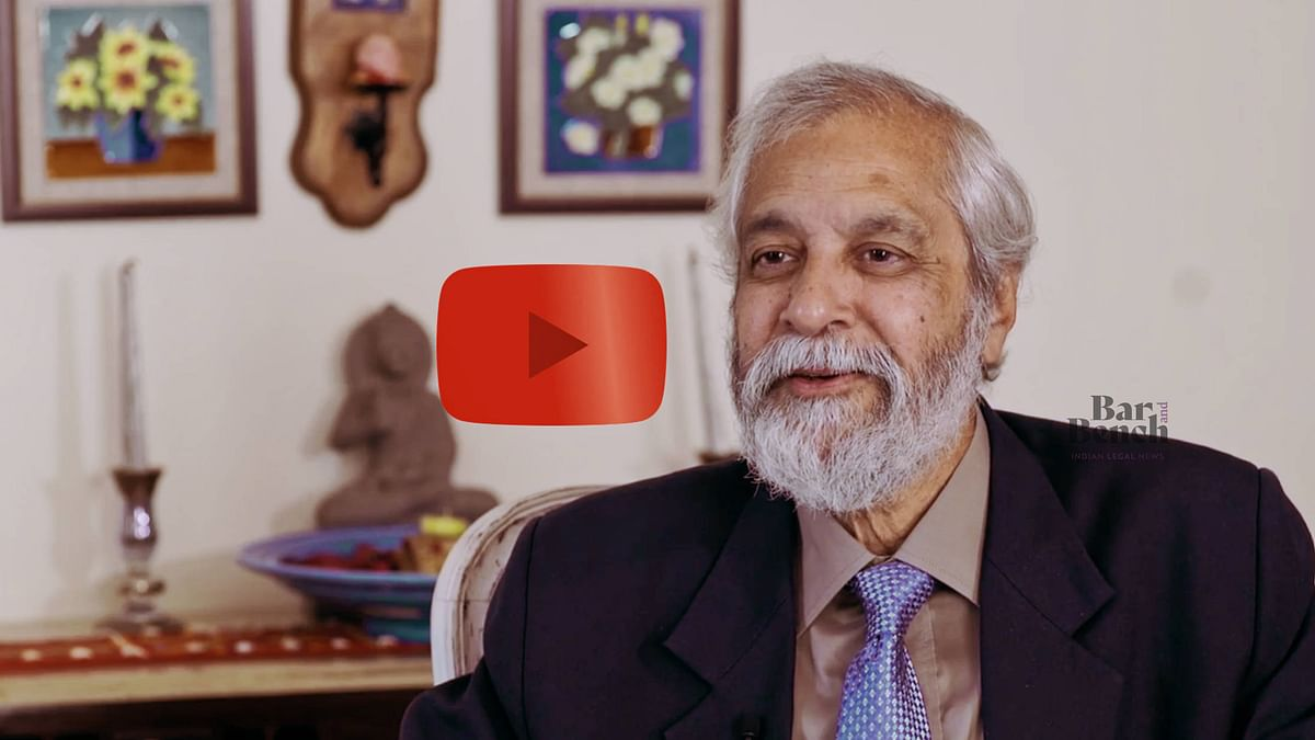 "Justice Madan Lokur on CAA, transfer of Justice Muralidhar, and how the Judiciary doesn't ""market"" itself to law grads [Watch video]"