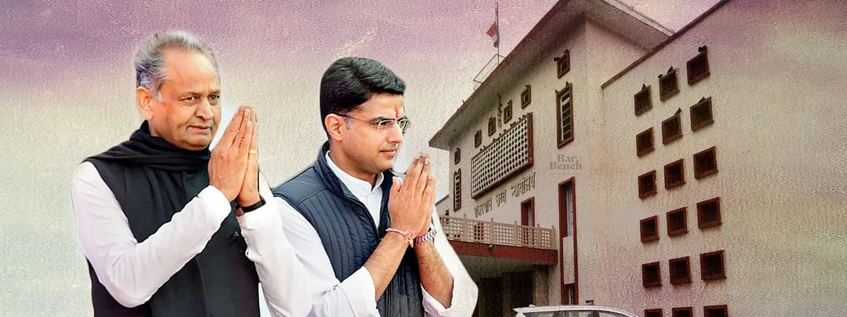 [Breaking] Rajasthan HC reserves order in challenge to Speaker's notice; no coercive action against Sachin Pilot, Congress MLAs till July 24