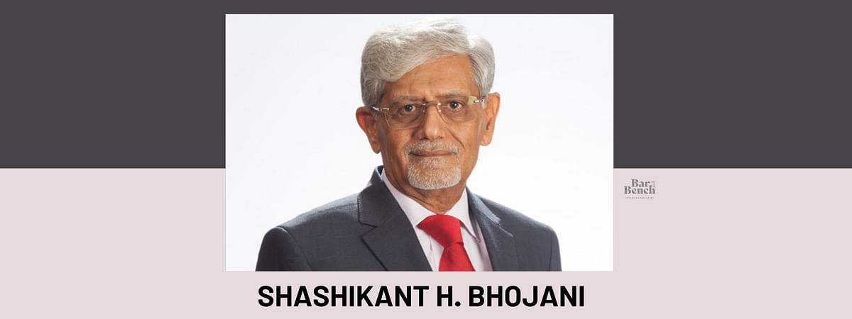 Shashikant H. Bhojani