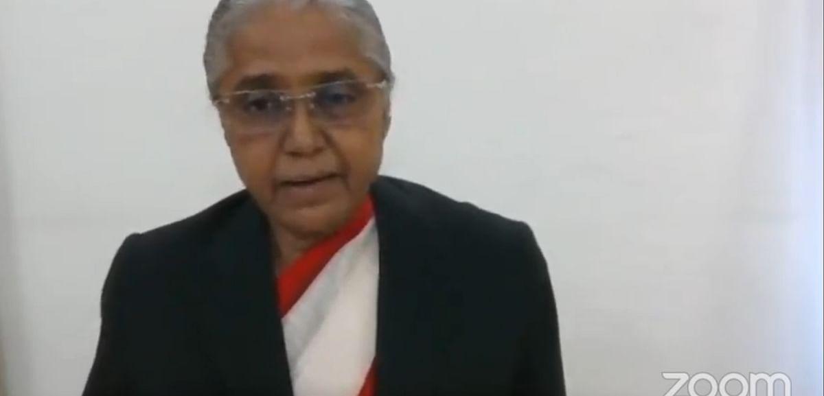 Justice R Banumathi