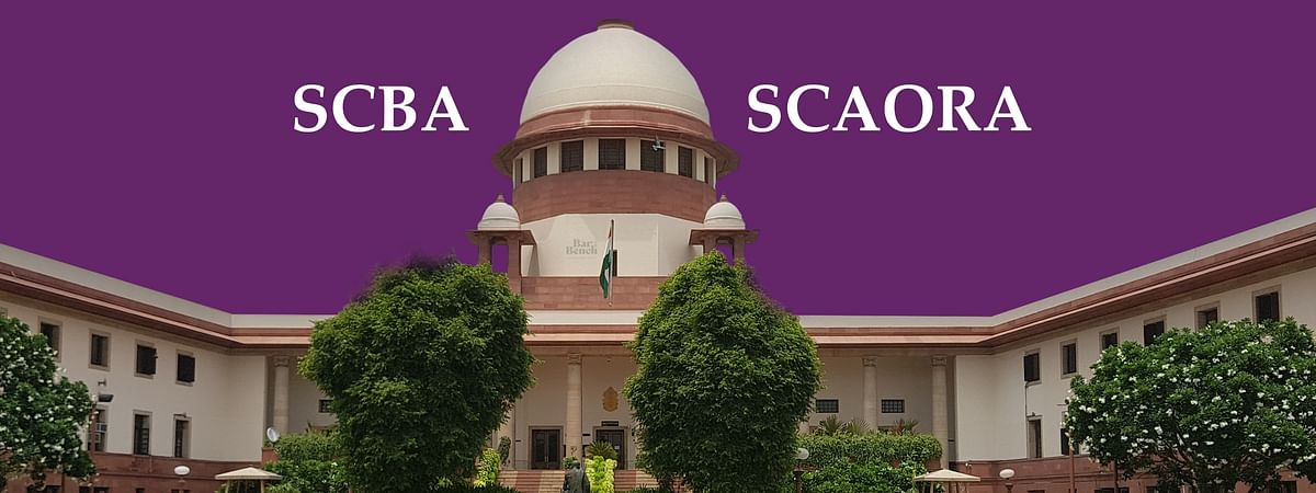 SCBA, SCAORA urge the Chief Justice of India to consider resumption of physical hearings at Supreme Court