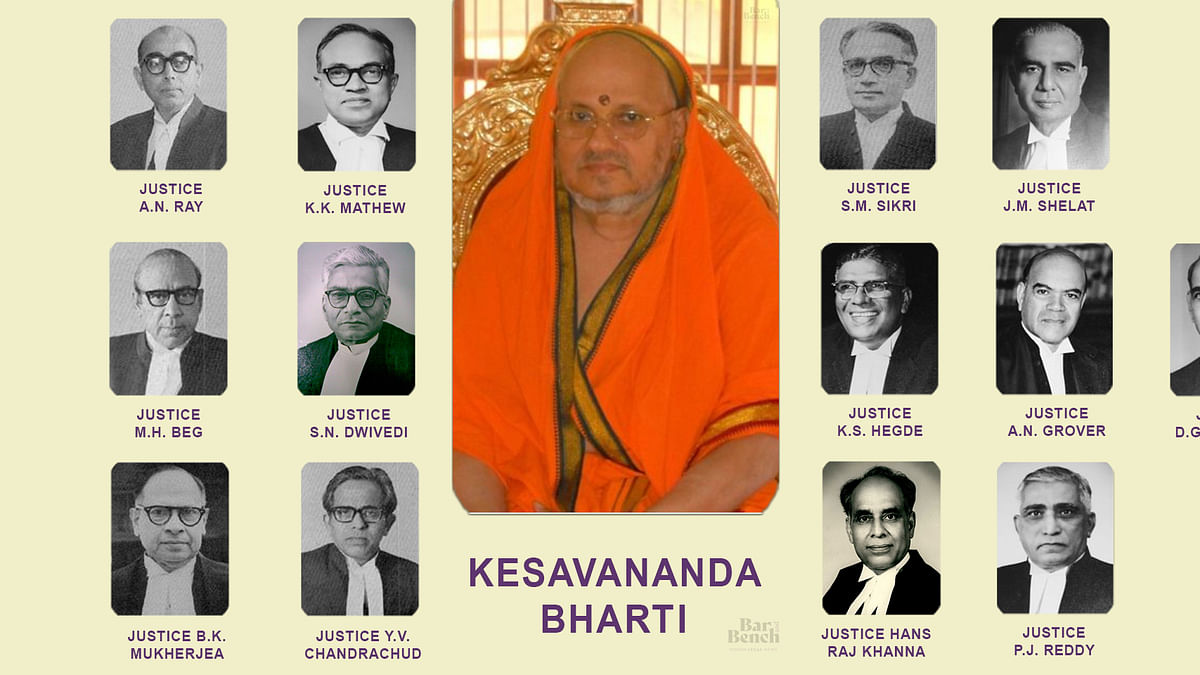 Kesavananda Bharati judgment: The Major Minority