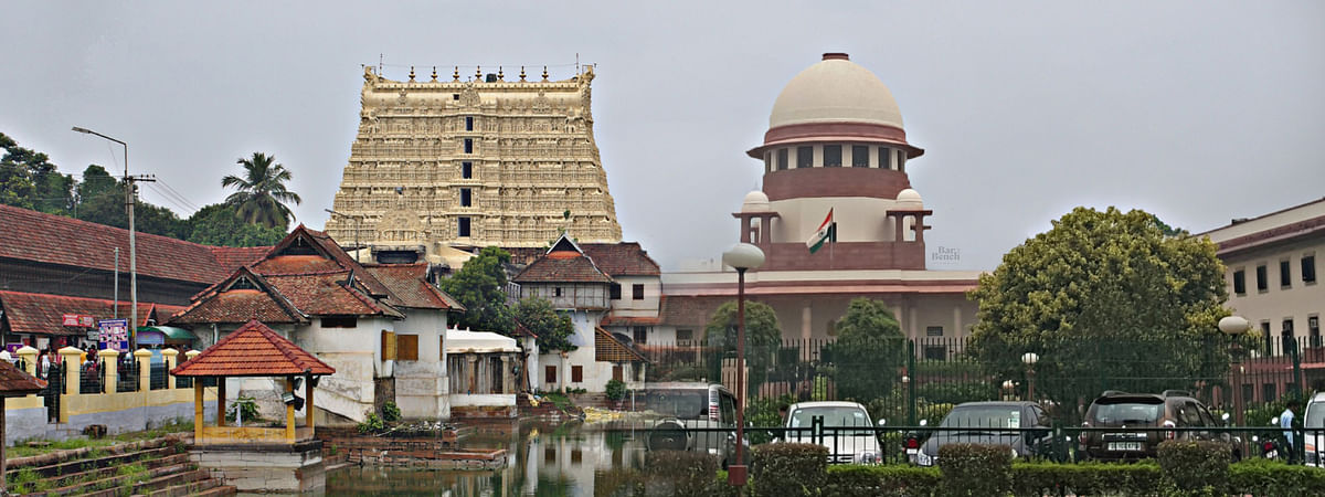 """Padmanabhaswamy Temple: """"Death of King does not effect Shebaitship"""" Supreme Court rules that Travancore royal family has control over Temple"""