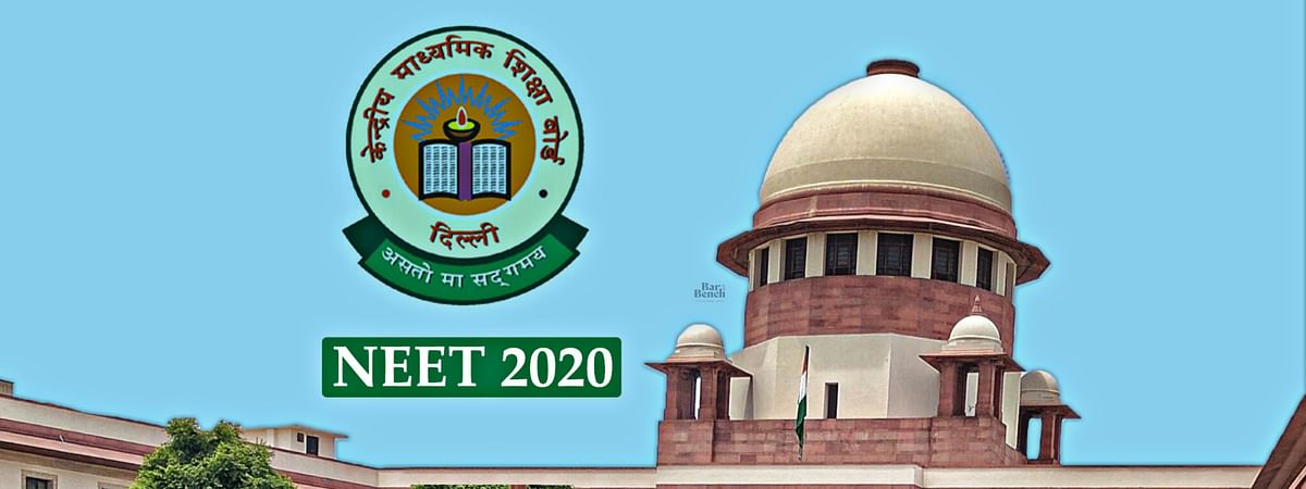 Breaking: Plea in Supreme Court seeking Test Centres for NEET in foreign countries or to postpone the exam till COVID-19 subsides