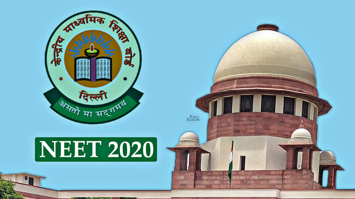 [NEET] Supreme Court asks NTA to consider providing original OMR sheets after allegations of discrepancies, arbitrary re-assessment fee