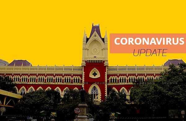 No judicial or administrative work till July 19 on account of COVID-19: Calcutta HC [Read Notification]
